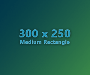 Medium Rectangle 300x250